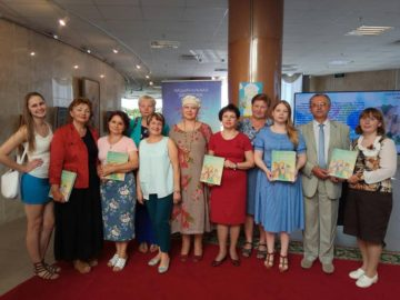 Традиции чтения закладываются в детстве: презентован сборник для маленьких белорусов