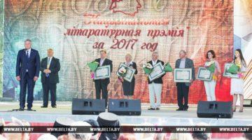 Победителей Национальной литературной премии чествовали в Иваново